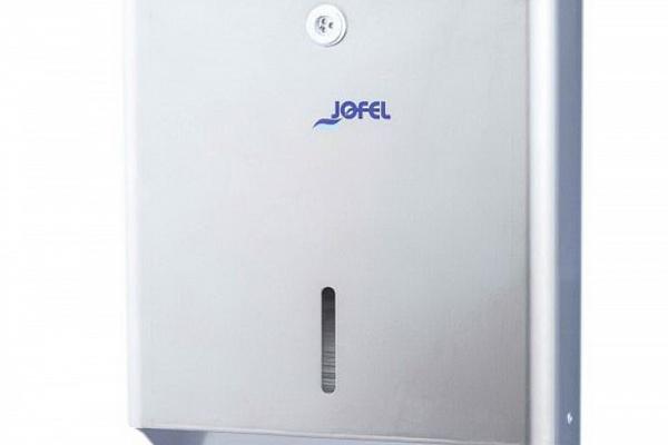 диспенсер бумажных полотенец jofel ah34500